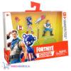 Fortnite Battle Royale Collection - Duo Pack Spangled Trooper & Fireworks Team Leader