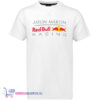 Red Bull Racing T-shirt (Wit) (Maat S)