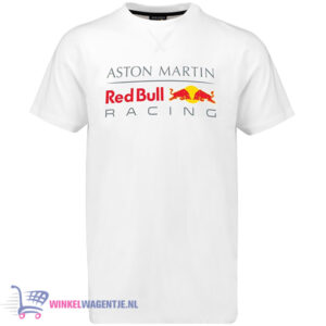 Red Bull Racing T-shirt (Wit) (Maat S)