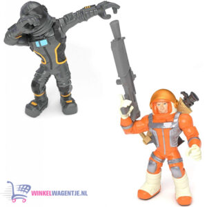 Fortnite Battle Royale Collection - Duo Pack Mission Specialist & Dark Voyager