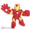 Marvel Heroes of Goo Jit Zu Iron Man Speelfiguur