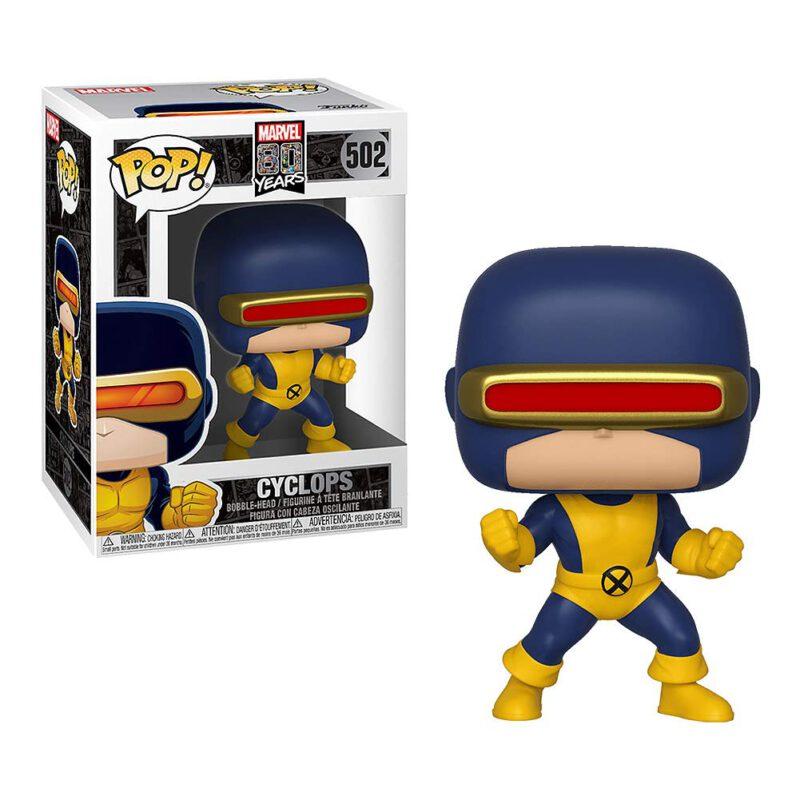 Cyclops - Marvel 80 years - Funko Pop! #502