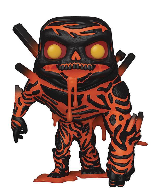 Molten Man - Marvel Spiderman - Funko Pop! #474