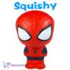 Squishy Figuurtje Marvel Spiderman 15 cm