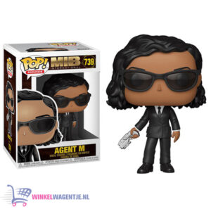 Agent M - MIB International - Funko Pop! #739