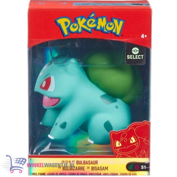 Pokémon Vinyl Verzamelfiguur Bulbasaur