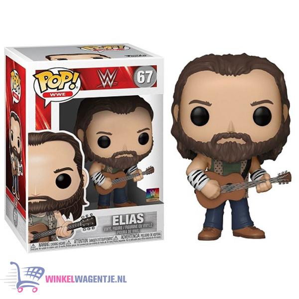 Elias - WWE - Funko Pop! #67