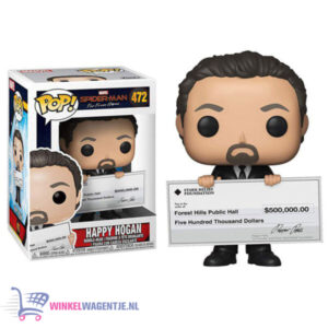 Happy Hogan - Marvel Spiderman - Funko Pop! #472
