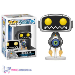 H.E.R.B.I.E. - Fantastic Four - Funko Pop! #564