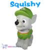 Squishy Figuurtje Paw Patrol Rocky 15 cm