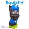 Squishy Figuurtje Paw Patrol Chase 15 cm