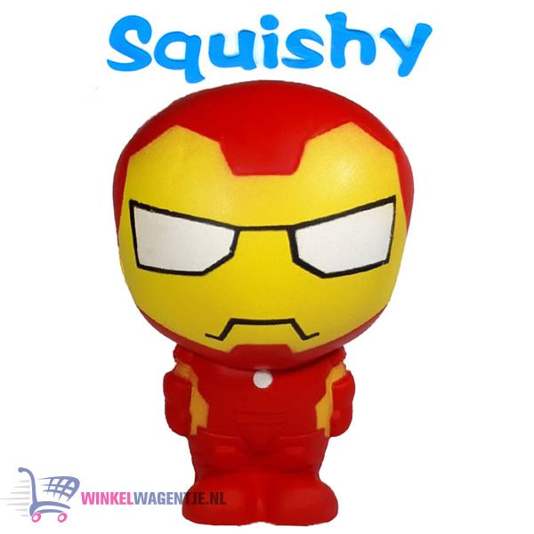 Squishy Figuurtje Marvel Iron Man 15 cm