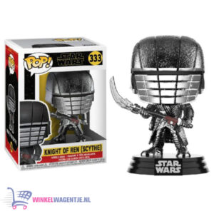Knight of Ren (Scythe) - Star Wars - Funko Pop! #333