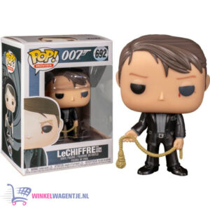Le Chiffre - James Bond 007 - Funko Pop! #692