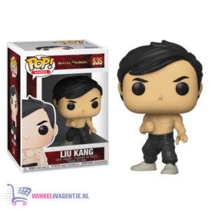 Liu Kang - Mortal Kombat - Funko Pop! #535