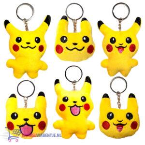 Pokémon Sword & Shield Darkness Ablaze Mini Portfolio + Pikachu Sleutelhanger + 2 Pokemon Stickers!