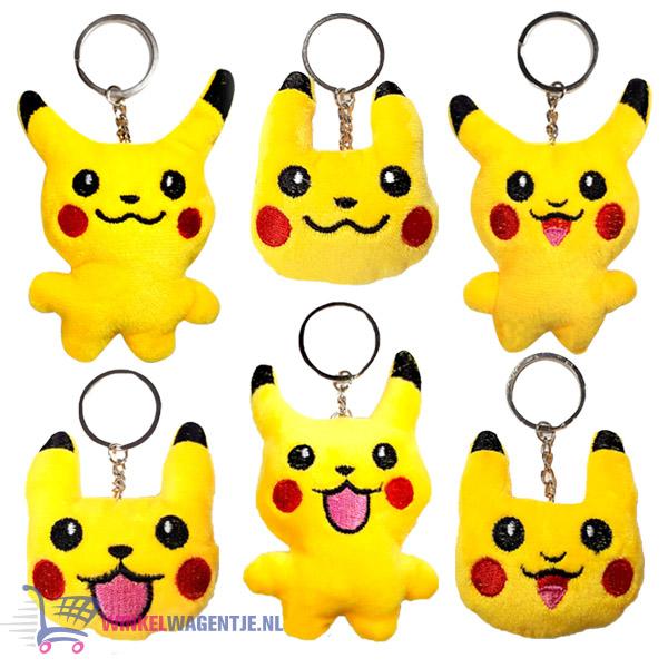 Pokémon Galar Power Mini Tin + Random Pikachu Sleutelhanger!