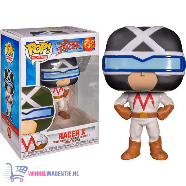 Racer X - Speed Racer - Funko Pop! #738