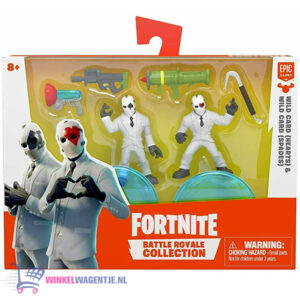 Fortnite Battle Royale Collection - Duo Pack Hearts & Wild Card