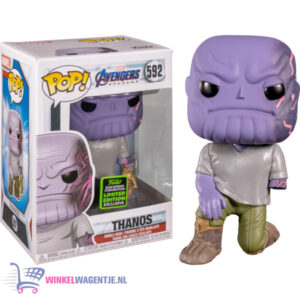 Thanos - Marvel Avengers Endgame - Funko Pop! #592