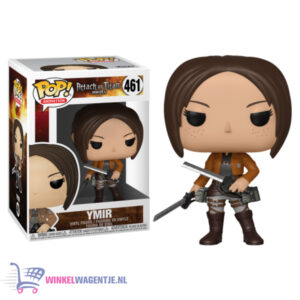 Ymir - Attack on Titan - Funko Pop! #461