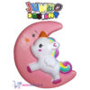 JUMBO Squishy Moon Unicorn 15 cm