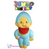 JUMBO Squishy Blue Monkey 15 cm