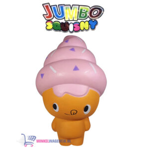 JUMBO Squishy IJsje Kayla 15 cm