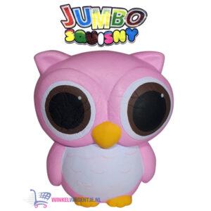 JUMBO Squishy Uil Lillie 15 cm