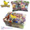 Pokémon Vivid Voltage Booster Pack + Pokémon Mini Tin + Pikachu Sleutelhanger + 3 Pokémon Stickers!