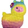 I Love Squishy Figuurtje - Alpaca Glow 15 cm