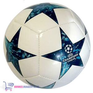 Adidas UEFA Champions League - Mini Voetbal (Wit/Blauw)