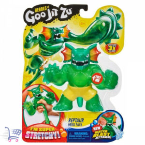 Heroes of Goo Jit Zu - Reptaur Hero Pack Speelfiguur