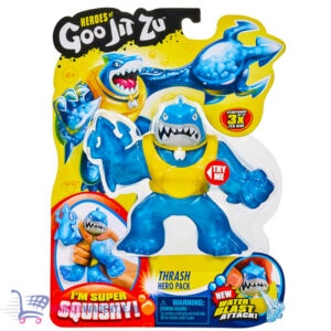 Heroes of Goo Jit Zu - Trash Hero Pack Speelfiguur