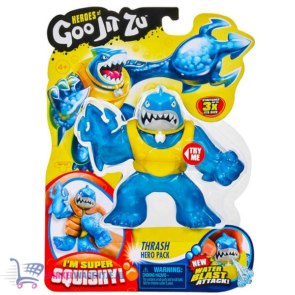 Heroes of Goo Jit Zu - Trash Hero Pack Speelfiguur
