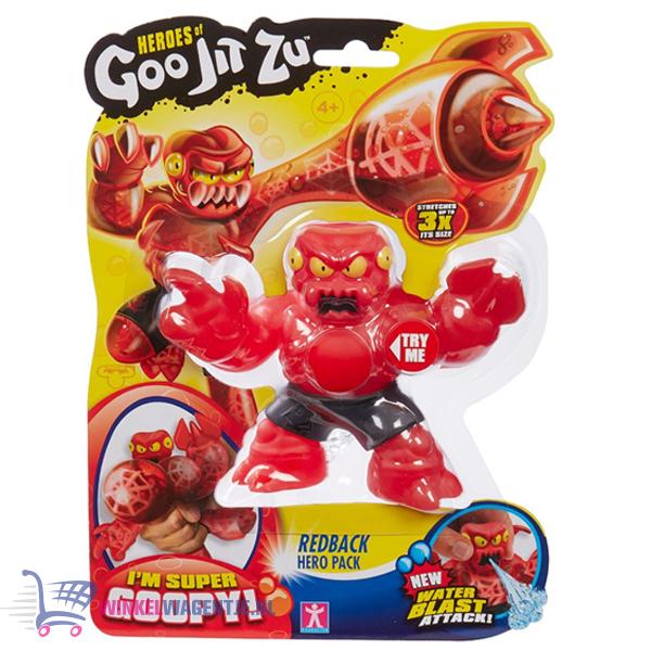 Heroes of Goo Jit Zu - Redback Hero Pack Speelfiguur