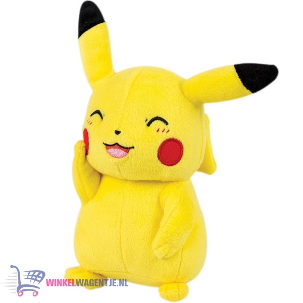 Pokemon Pikachu Pluche Knuffel 30 cm