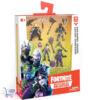 Fortnite Battle Royale Collection Speelfiguren (Set van 4)