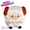 Sweet Squishy Figuurtje Schaapje 10 cm