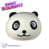Sweet Squishy Figuurtje Panda Hoofdje Chi Chi 10 cm