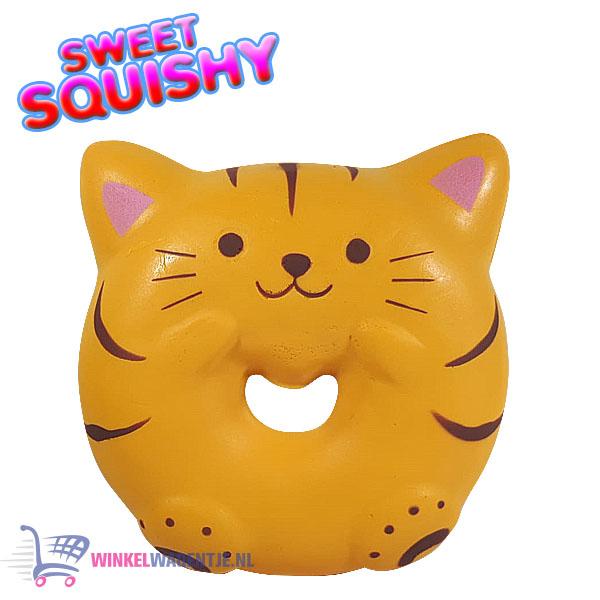 Sweet Squishy Figuurtje Aiko 15 cm