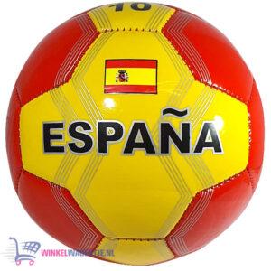 Voetbal Maat 1 - Spanje