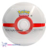 Pokémon Kaarten TCG Poké Ball Tin (Premier) + Pokemon Pikachu Sleutelhanger + 5 Pokémon Stickers!