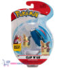 Pokemon Clip 'N Go - Morpeko (Full Belly Mode) + Great Ball - Speelgoed