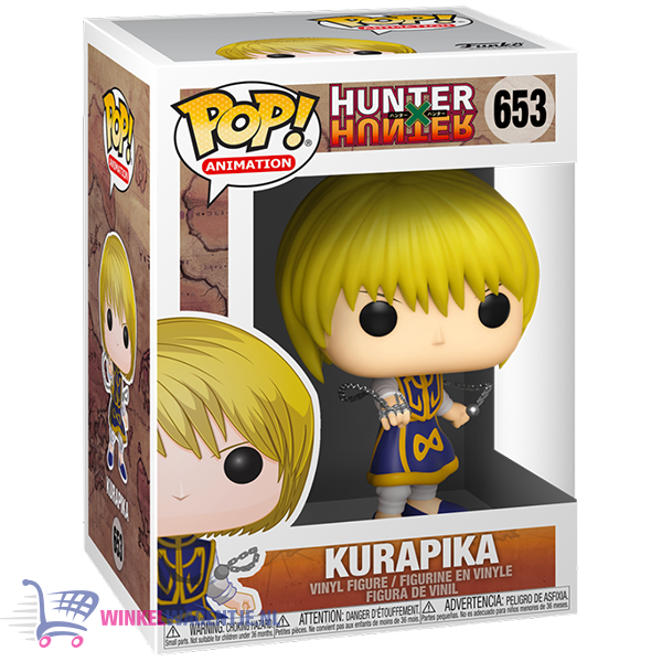 Funko POP! Hunter x Hunter Kurapika #653