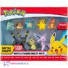 Pokemon Battle Figure Multi Pack (8 verschillende speelfiguren)