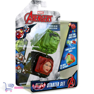 Marvel Avengers Fidget Battle Cube: Hulk vs Black Widow