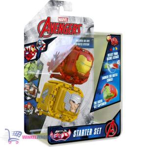 Marvel Avengers Fidget Battle Cube: Iron Man vs Thor