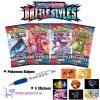 Pokémon Kaarten Sword & Shield Battle Styles + Pokemon Balpen + 5 Pokemon Stickers