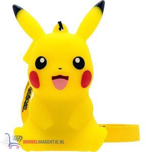 Pokémon Pikachu LED Lamp met draagkoord 10 cm (Light-up Figure)